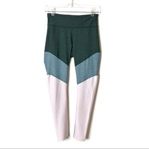 Outdoor Voices 7/8 Springs Color Block Leggings